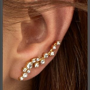 💎Brand New Baublebar Farah Ear Crawlers